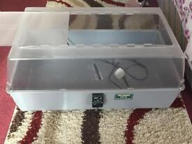 2 brio incabators for any breed of birds