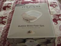 My spa Ho Medics Foot spa