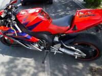 Honda Fireblade CBR1000 2006