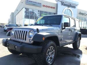 2016 Jeep WRANGLER UNLIMITED Rubicon - Leather - Navigation - On