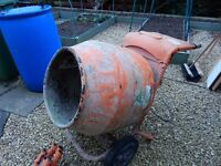 Electric Cement Mixer - £110