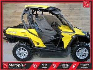 2011 Can-Am Commander 1000 XT 65$/SEMAINE