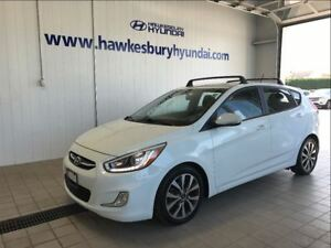 2015 Hyundai Accent GLS**CUTE LITTLE ONE*SUNROOF*MAGS