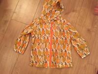 Girls next raincoat 3-4