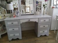 Gorgeous Dressing Table with Mirror.