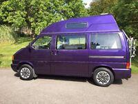 VW campervan T4