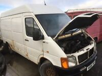 Volkswagen lt 35 tdi spare parts available
