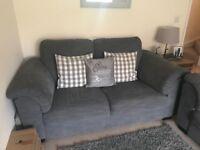 Grey Tidafors Sofa x 2
