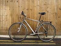 Commuting and Trekking Bike