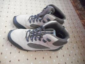 Two pairs of Katmandu Hiking boots for women/unisex size 8
