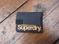 Superdry mens wallet