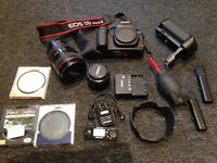 Canon 5D Mark ii​ + EF 24-105mm + EF 50mm + accessories!!!!