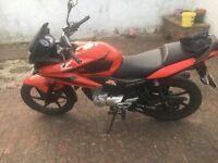 Honda cbf 125 cc 2011