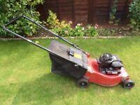 Mascot Petrol Push Lawnmower