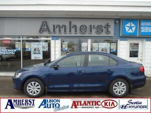 2014 Volkswagen Jetta S 5-SPEED MANUAL