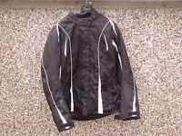 Ladies Richa textile motorcycle jacket