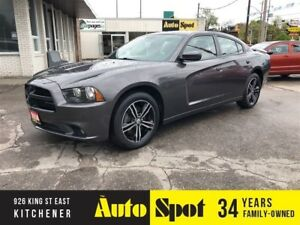 2014 Dodge Charger SXT/AWD/LOW, LOW KMS/PRICED-QUICK SALE!