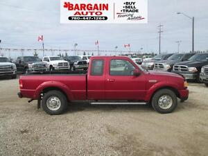 2008 Ford Ranger XLT,EXTENDED CAB,AUTOMATIC