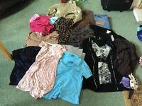 Huge clothes bundle - car booter?