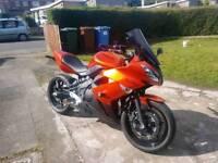 2011 Kawasaki Er6f ** only 2k miles **