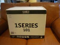 New!! AE 101 speakers in walnut