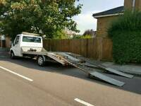 Ford Transit Recovery Bed - Ideal for Cars, 4x4 and Mini Diggers