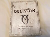 Prima Oblivion Official Game Guide – Soft Back