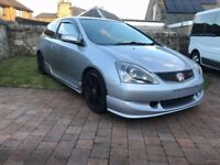 Honda Civic 2.0 i-VTEC Type R Hatchback 3dr - many extras included