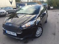 13 plate - Ford Fiesta - 1 former keeper - service history - 30£ per year road tax