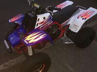Yamaha Banshee Quad 350 2011