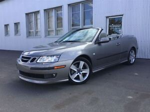 2007 Saab 9-3 Aero TURBO, BLUETOOTH, LEATHER
