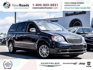 2011 Chrysler Town & Country LIMITED WAGON|NAVI|DVD|LEATHER