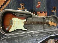 Fender Stratocaster Classic Player 60s Custom Shop Designed electric guitar