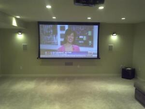 TV & Home Theatre Install  H T A V.ca London Ontario image 5