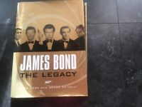James Bond the Legacy 007