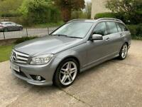 Mercedes C220 CDI ESTATE SPORT WITH COMMAND