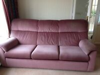 3 seats sofa, 2 armchairs, only 20 pounds