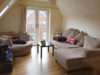 Large corner sofa and 'cuddle chair' for sale