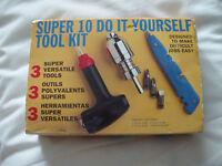 HAND TOOL KIT - SUPER 10