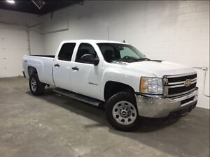 2011 Chevrolet SILVERADO 2500HD LONG BOX! CREW CAB! 4X4!