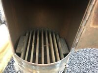 Bespoke Gas Bottle Log Burner / Fire Pit / Chimenea- DELIVERY AVAILABLE