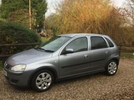 VAUXHALL CORSA SXI - LEATHER SEATS - 2006 REGISTERED