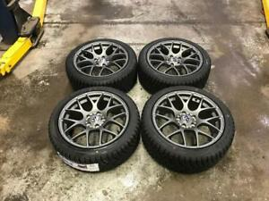 17 VMR Style Volkswagen Wheels (Golf, Jetta)