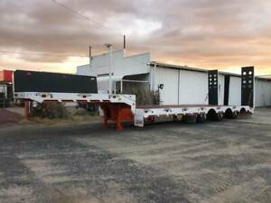 Drop Deck Widener Low Loader Tag Trailer Yass Yass Valley Preview