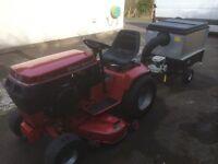 Toro Wheelhorse312-8 Ride On Mower - Excellent Condition