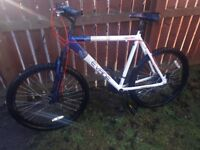 Mens 26 inch mountain bike for sale