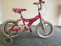 "Barbie Bike 14"""