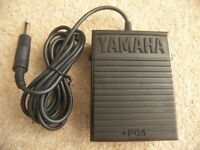 Keyboard or Guitar / Bass Effects , Footswitch Sustain Pedal.