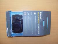 Scosche Solar Powered Bluetooth Handsfree Speakerphone