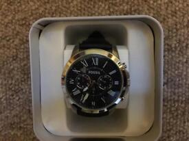 Fossil Men's watch FS4812